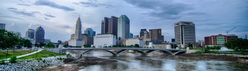 Our bail bond office is located downtown Columbus Ohio.