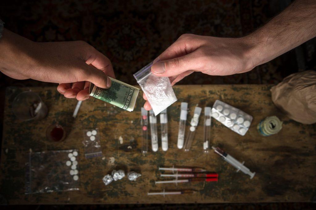 Felony Drug Possession