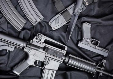 Guns Firearms and Weapons Bail Bonds